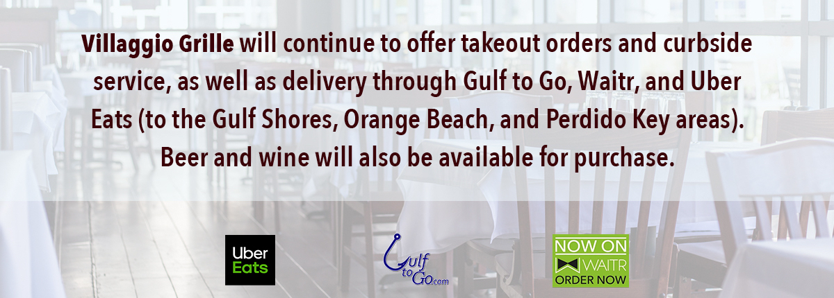 Villaggio Grille, Orange Beach